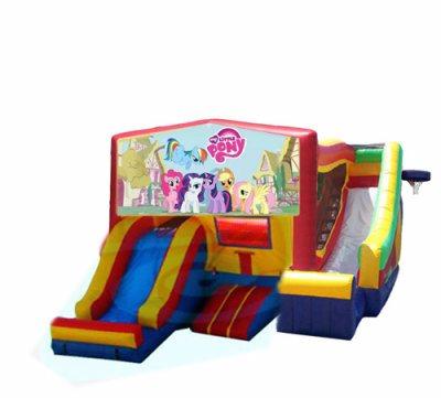 my little pony double slides combo 2 slide norcal jump